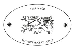 Logo Verein für Rostocker Geschichte